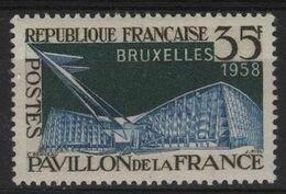 FR 1545 - FRANCE N° 1156 Neufs** Exposition De Bruxelles - Francia