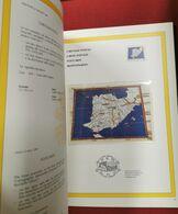 VATICANO 1991 LIBRO CON FRANCOBOLLI - Full Years