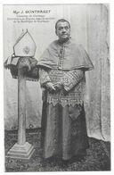 Sigean Mgr J. Gontharet Chanoine De Carthage, Curé-doyen De Sigean, Dans La Sacristie De La Basilique De Carthage - Sigean