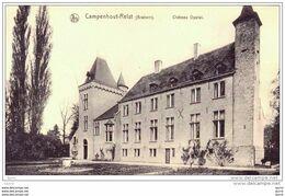 KAMPENHOUT - RELST - Kasteel OPSTAL - Château - Kampenhout