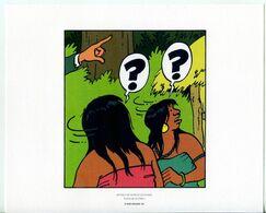 Tiré à Part TINTIN ET LES PICAROS Planche 33 Strip 2 © Hergé Moulinsart 2011 - Illustrators G - I
