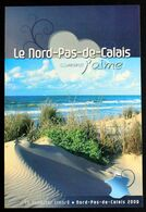 """COLLECTOR 2009 - LA FRANCE COMME J'AIME """" LE PAS-DE-CALAIS """" 10 TIMBRES ADHÉSIFS (Lettre Prioritaire 20g) NEUFS - Collectors"""