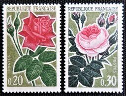La Série Complète N° 1356 Et 1357 Neuf - France