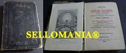 VISITAS AL SANTISIMO SACRAMENTO AÑO 1888 PONS Y COMPAÑIA EDITORES  TC23820 A5C1 - Libri, Riviste, Fumetti