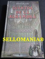 CUENTOS DE LA ALHAMBRA WASHINGTON IRVING EVEREST 2002  TC23821 A5C1 - Libri, Riviste, Fumetti
