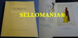 LOS DIBUJOS DE GABRIEL CELAYA RAFAEL MUGICA 1997 TC23832 A5C1 - Libri, Riviste, Fumetti