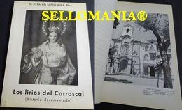 LOS LIRIOS DEL CARRASCAL RAFAEL SANUS AURA 1969 ALCOY ALICANTE TC23844 A5C1 - Libri, Riviste, Fumetti