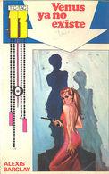 VENUS YA NO EXISTE ALEXIS BARCLAY COLECCION TIC TAC 13 EUREDIT 1969 TC12049 A6C1 - Libri, Riviste, Fumetti