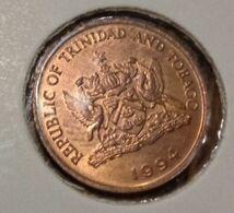 @Y@   Trinidad En Tabago   1 Cents  1994        (3494) - Trindad & Tobago