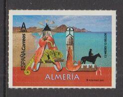 61.-SPAIN ESPAGNE 2019  12 Months, 12 Stamps. Almeria - 1931-Oggi: 2. Rep. - ... Juan Carlos I