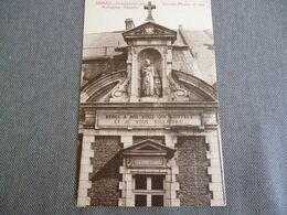 Arras   Institution Des Sourds Muets Et Des Aveugles  Facade - Arras