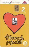 Latvia Phonecard - Latvia
