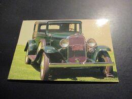 CP Automobile CHEVROLET 1931 TYPE DE LUXE - PKW