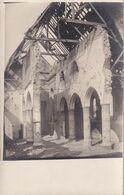 Zandvoorde Zonnebeke Kerk Tijdens De Eerste Wereldoorlog - Zonnebeke