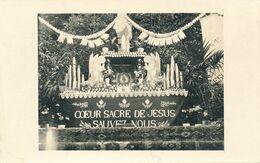 BAYARD SUR MARNE, GOURZON - Carte Photo, Reposoir - WW1 - Otros Municipios