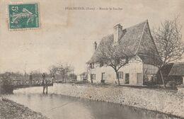 27 - BEAUMESNIL - Manoir Le Borcher - Beaumesnil