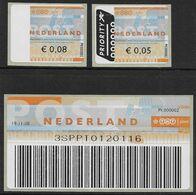 Automaatzegels Wincor-Nixdorf Propostal 2000 - PK000002 - Paesi Bassi