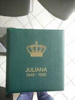 Album Reine Juliana 1948-1980 - Pays-Bas