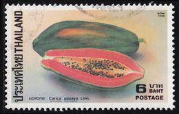Thailand Stamp 1986 Thai Fruits (3rd Series) 6 Baht - Used - Tailandia