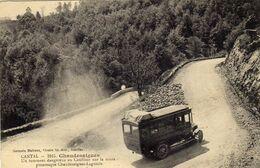 CHAUDESAIGUES  L'Autobus Chaudesaigues Laguiole - Other Municipalities