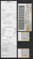 Automaatzegels Wincor-Nixdorf Propostal 2000 - TNT00003 - Otros