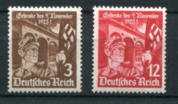 Deutsches Reich 598/9 ** - Unused Stamps