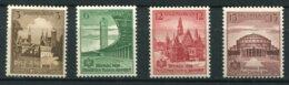 Deutsches Reich 665/8 ** - Unused Stamps