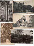 Lot De 50 CPA-CPSM(que Des Petits Formats) De L'Aisne (02) (Lot En Vrac) - 5 - 99 Postales
