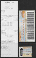 Automaatzegels Wincor-Nixdorf Propostal 2000 - TNT0006 - Otros