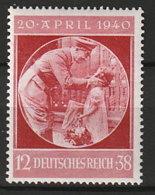Deutsches Reich 744 ** - Unused Stamps