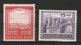 Deutsches Reich 804/5 ** - Unused Stamps