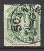 Preussen 22 O - Preussen
