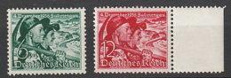 Deutsches Reich 684/5 ** - Unused Stamps
