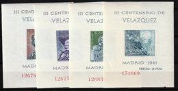Spanien Blocks 15/8 ** - 1961-70 Ungebraucht