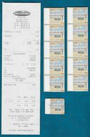 Automaatzegels Gunnebo - WL003259 - Otros