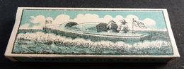 ANTIQUE CIGARETTE ROLLING PAPER BLACK CANOA 1900 TOBACCIANA COLLECTIBLE  032CDC - Altri
