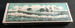 ANTIQUE CIGARETTE ROLLING PAPER BLACK CANOA 1900 TOBACCIANA COLLECTIBLE  031CDC - Altri