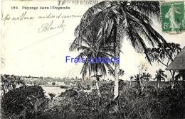 OU - Paysage Dans L'Ouganda - 1913 - Uganda