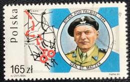 Polska - Poland - P2/46 - (°)used - 1989 - Michel Nr. 3213 - Slag Bij Falaise - 1944-.... Republic