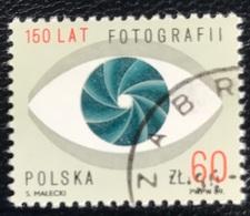 Polska - Poland - P2/46 - (°)used - 1989 - Michel Nr. 3233 - Poolse Fotografie - Used Stamps