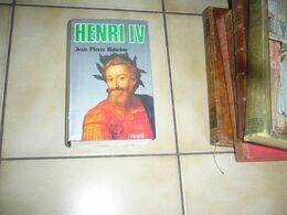 J.P. Babelon  Henri IV - Storia