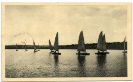 Lac De Virelles - Passage Des Voiliers - Chimay