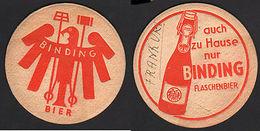 OLD COASTER YEARS 1950-60 BINDING GERMANY POSAVASOS CC005 - Posavasos (Portavasos)