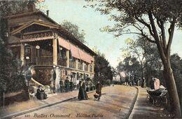 PARIS 75- LOT DE 500 CARTES POSTALES ANCIENNES DE PARIS - QUELQUES EXEMPLES - 500 Postcards Min.