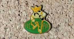 Pin's RUGBY RC PA Gaulois  - Verni époxy - Fabricant Inconnu - Rugby