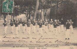 94 - JOINVILLE LE PONT - VAL DE MARNE - ECOLE DE GYMNASTIQUE - MONITEURS - BOXE - EN GARDE - VOIR SCANS - Joinville Le Pont