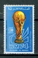 Marokko 1974 Deutschland Fußballweltmeister Michel 777 Postfrisch MNH - Marokko (1956-...)
