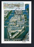 1 Carte Maximum --  CONGRES PHILATEL  De  PARIS     2004 -- LISA 0,45 - 2000-09
