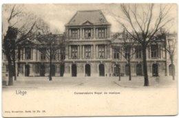 Liège - Conservatoir Royal De Musique (Nels Série 34 N° 28) - Luik