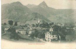 Giswil (Giswyl Mit Giswylerstock) - OW Obwald